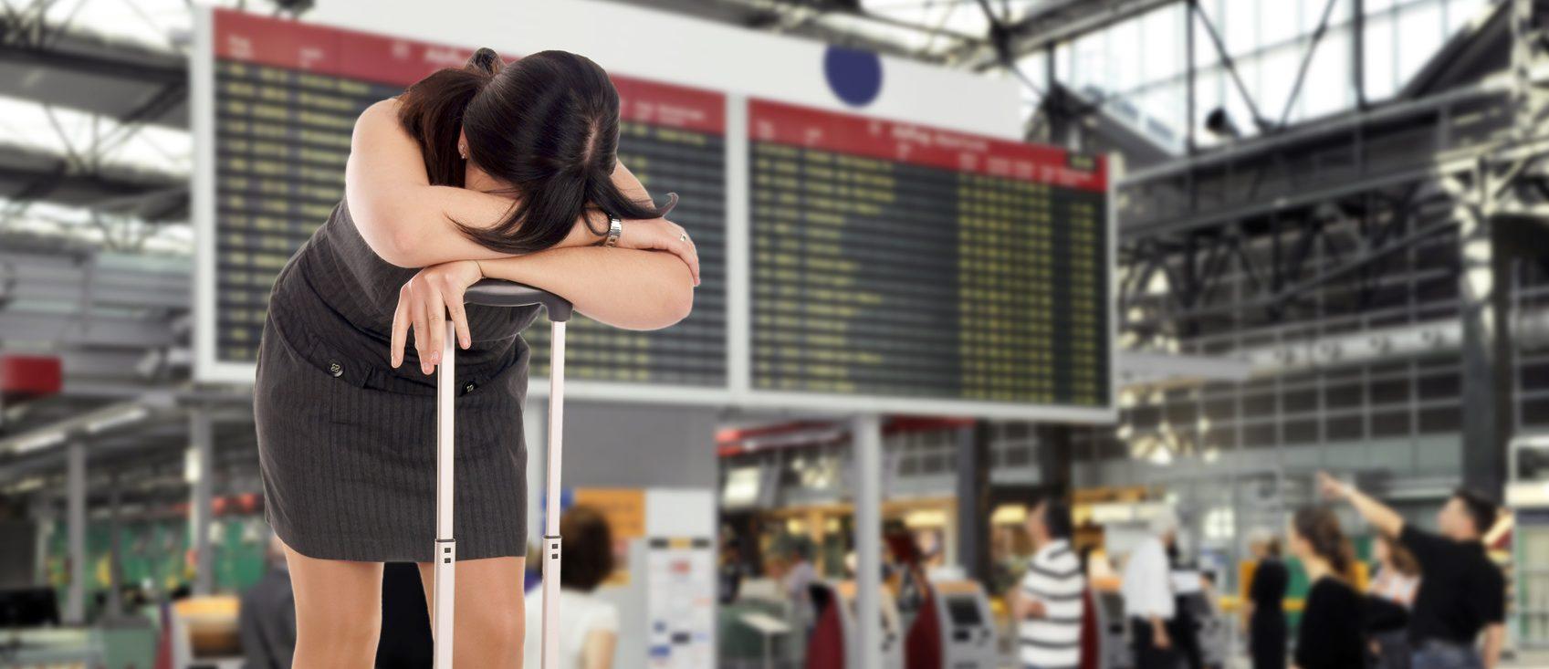 Hilfe bei Flugverspätungen